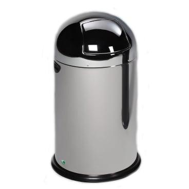 VAR Abfallsammler 22 Liter ohne Fußpedal