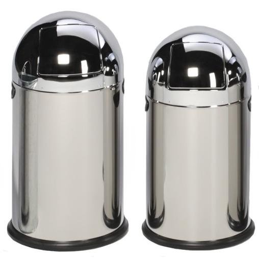 VAR Abfallsammler 40 Liter ohne Pedal