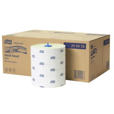 Tork Matic® Handtruchrollen H1 Advanced, 2-lagig 1 Paket = 6 Rollen x 612 = 3.672 Tücher