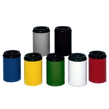 VAR Papierkorb 15 Liter feuersicher
