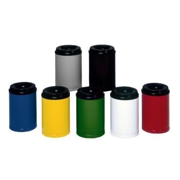 VAR Papierkorb 30 Liter feuersicher