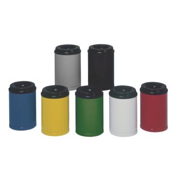 VAR Papierkorb 110 Liter feuersicher