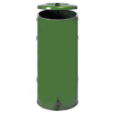 VAR Abfallbehälter Kompakt-Doppeltür