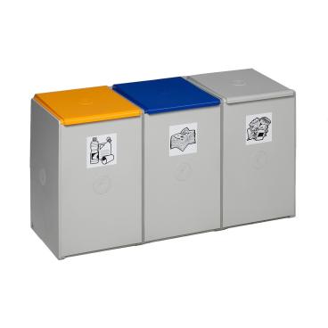 VAR Kunststoffcontainer 40 Liter