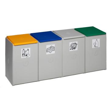 VAR Kunststoffcontainer 60 Liter