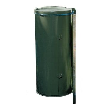 VAR Abfallsammler Kompakt 120 Liter Einflügeltür