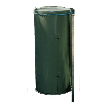 VAR Abfallsammler Kompakt 70 Liter Einflügeltür