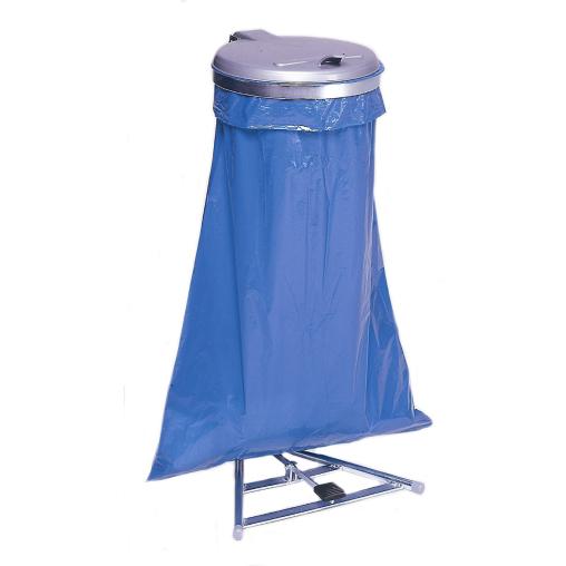 VAR Müllsackständer mit Fußpedal