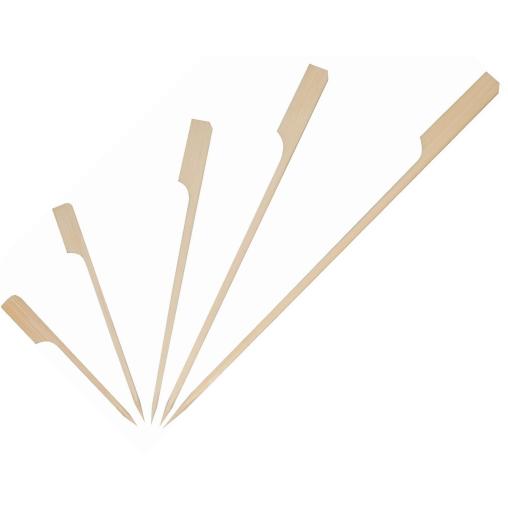 NATURESTAR® Flag Bio Bambus-Fingerfoodspieß