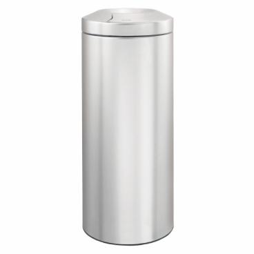 Brabantia Flame Guard Papierkorb, 30 Liter, mit Zinkeinsatz