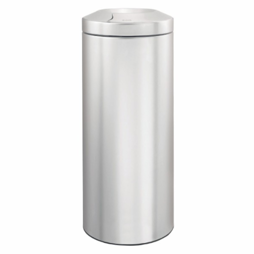 Brabantia Le Tube Papierkorb mit Zinkeinsatz, 30 Liter