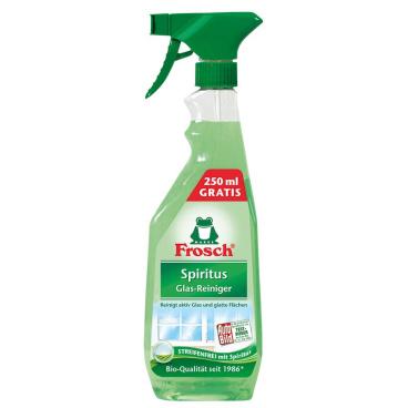 Frosch Spiritus Glasreiniger 750 ml - Flasche mit Trigger