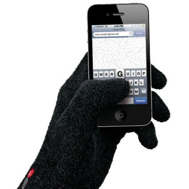 "SMARTGLOVES  ""The Touchscreen Gloves"""