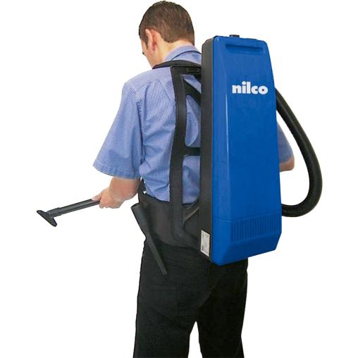 nilco RS 17 E Rückentragesauger