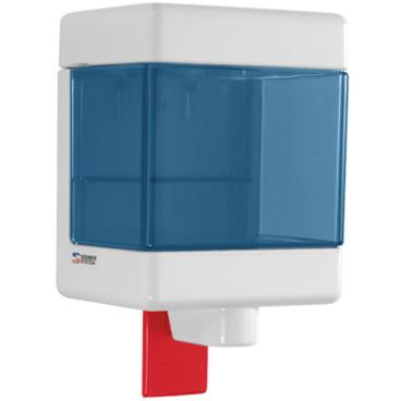 Steiner System Seifenspender Modell AM, 800 ml - Fassungsvermögen