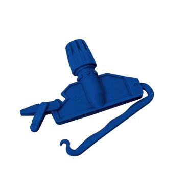 Meiko Schnellverschluss Halter Kunststoff, Blau