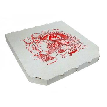 Pizzakarton, 29 x 29 cm 1/2 Palette = 2.400 Stück