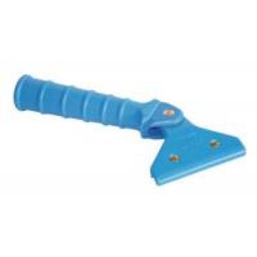 LEWI Beweglicher Fensterwischergriff Farbe: blau
