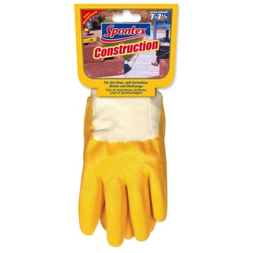 Spontex Construction Handschuh