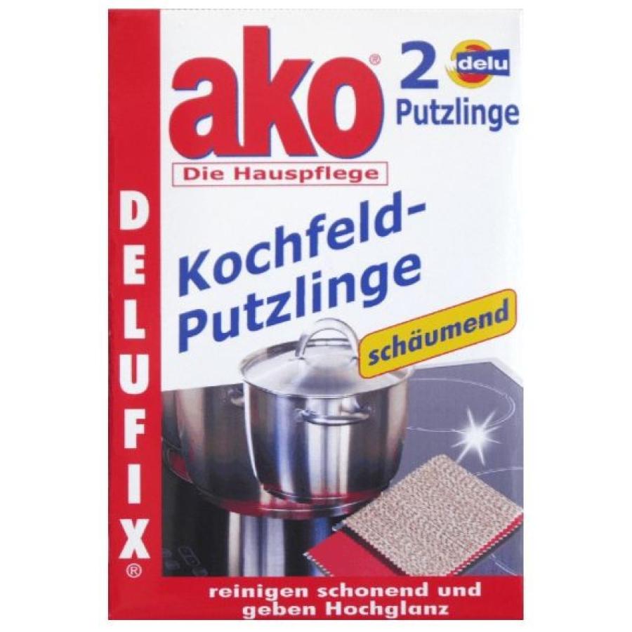 Ako Delufix Kochfeld Putzlinge 1 Packung 2 Stuck Online Kaufen