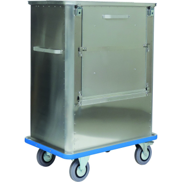 novocal Aluminium-Transportcontainer GTWK 22, Volumen: 1050 l
