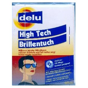 delu High-Tech Brillentuch