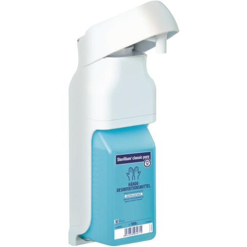 Bode Eurospender Vario Armhebel-/Desinfektionsmittelspender