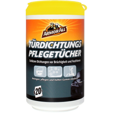 ARMOR ALL Türdichtungs-Pflegetücher