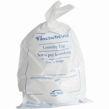 HYGOSTAR® Classic Wäschebeutel, blau bedruckt