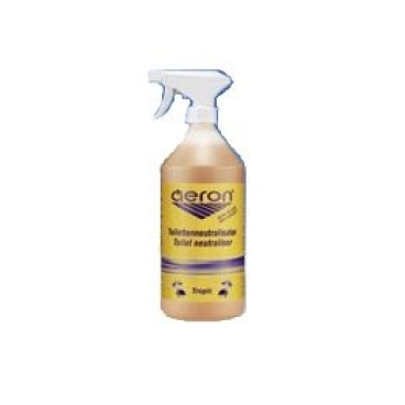 AERON® Toiletten-Sprühneutralisator, Green-Flower