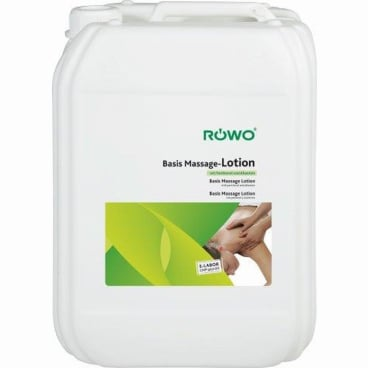 RÖWO® Basis Massage-Lotion 5 Liter Kanister