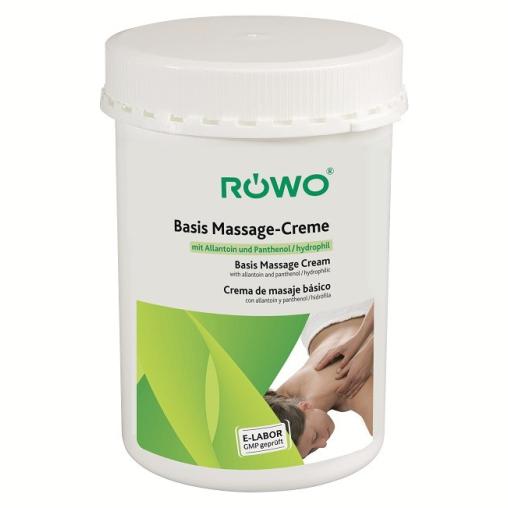 RÖWO® Basis Massage-Creme