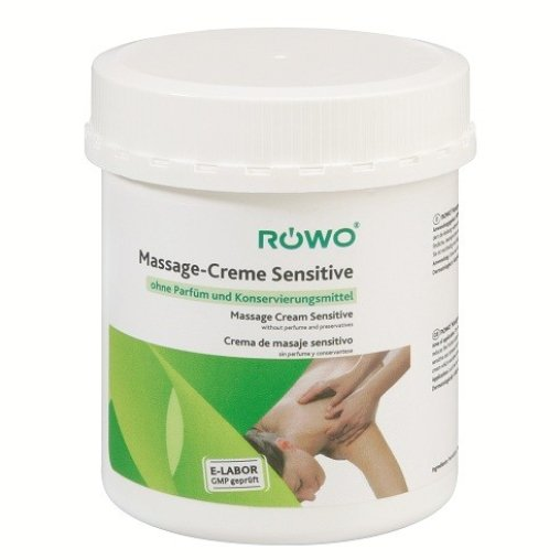 RÖWO® Massage-Creme Sensitive