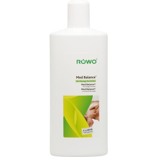 RÖWO® Med Balance Neutral Massageöl