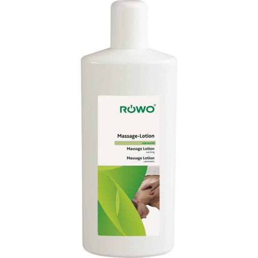 RÖWO® Massage-Lotion wärmend