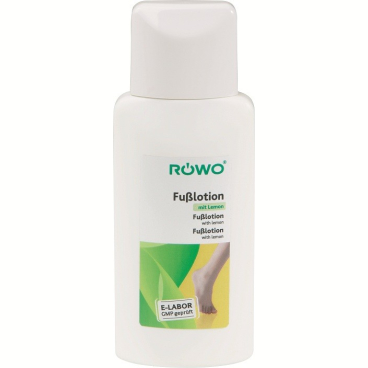 RÖWO® Fußlotion Lemon