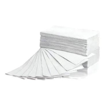 Papierhandtücher, 1-lagig, 25 x 50 cm