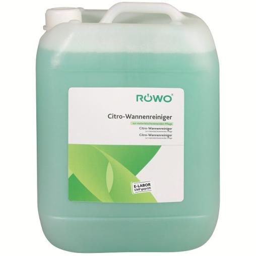 RÖWO® Citro Wannenreiniger