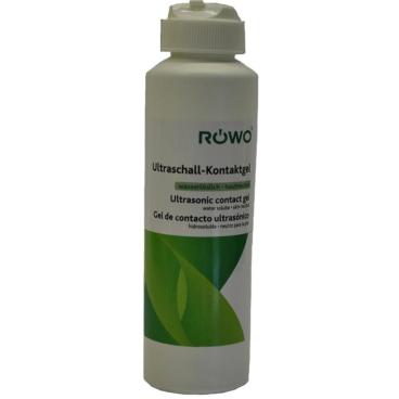 RÖWO® Ultraschall Koppelgel, Kontaktgel