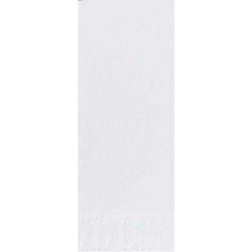 DUNI Servietten, 36 x 36 cm, 3-lagig, 1/8 Falz weiß