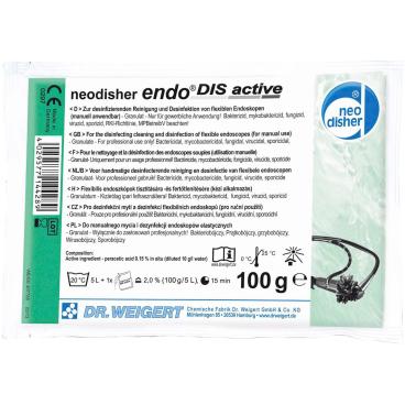 Dr. Weigert neodisher endo DIS active Desinfektionsreiniger