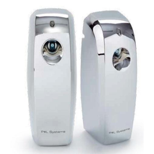 P+L Systems Washroom Duftspender LED, automatisch