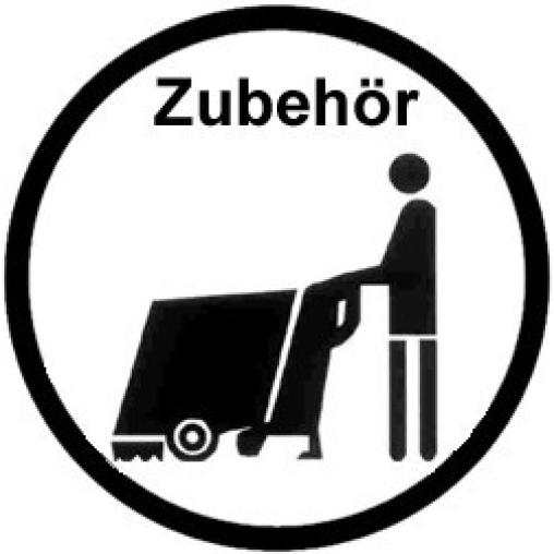 columbus Schrubbürste, Ø 350 mm