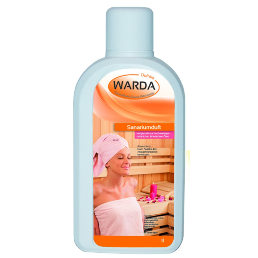 Warda Sanariumduft-Konzentrat Orange