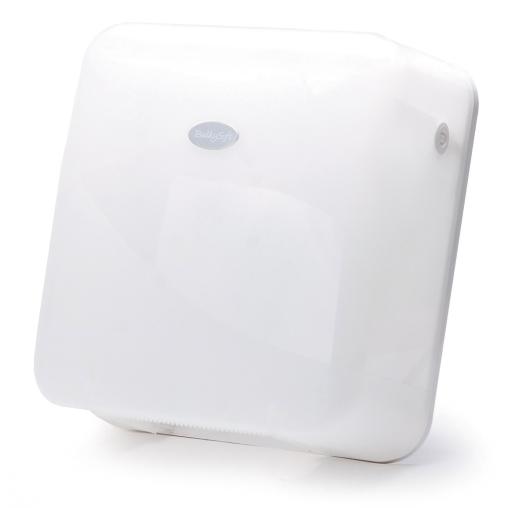 BulkySoft Spender für Jumbo Maxi Toilettenpapier
