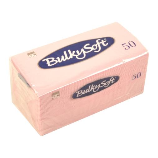 BulkySoft Zelltuchservietten, 33 x 33 cm, 1/8 Falz