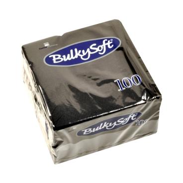 BulkySoft Cocktailservietten, 24 x 24 cm, 1/4 Falz