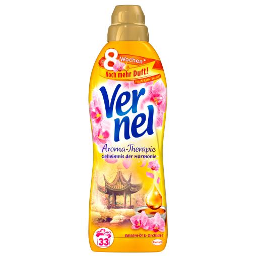 Vernel Weichspüler Aroma-Therapie Balsam-Öl & Orchidee