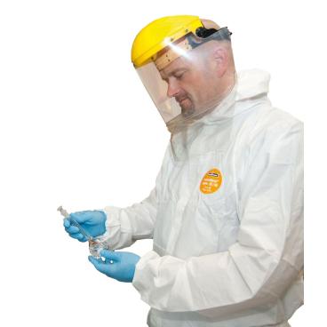 Secutex® pro Schutzanzug 1 Packung = 1 Stück, Größe 2 (M)