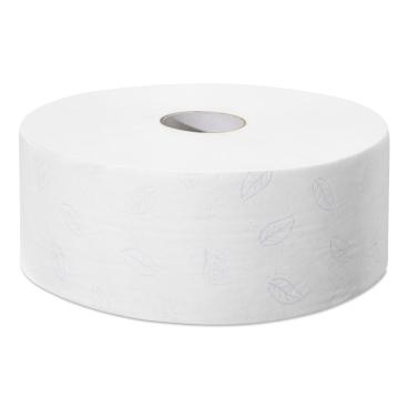 Tork Jumbo Toilettenpapier T1 Advanced, 2-lagig, weiß 1 Paket = 6 Rollen x 360 m = 2.160 m